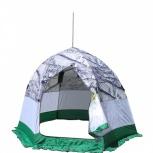 Палатка зим 3-2-х м. «Ночник» ПЗ 6-, Тольятти