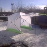 Палатка Куб 2,2х2,2х2,1 3-х мест с, Тольятти