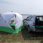 Палатка Куб 2,5х2,5х2,3, 3-х слойна, Тольятти