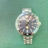 Часы мужские SEIKO Sportura Kinetic GMT, Тольятти
