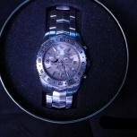 Швейцарские мужские часы ROAMER Stingray Alarm GMT, Тольятти