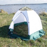 Палатка зимняя 3-2-х м 3-х слойн ст, Тольятти