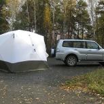 Палатка Куб 2,5х2,5х2,3, 6-ти местн, Тольятти