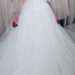 Свадебное платье + фата, Тольятти